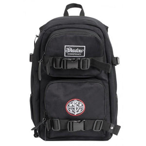 Shadow x Greenfilms DSLR Backpack Mark III Crow Camo Interior