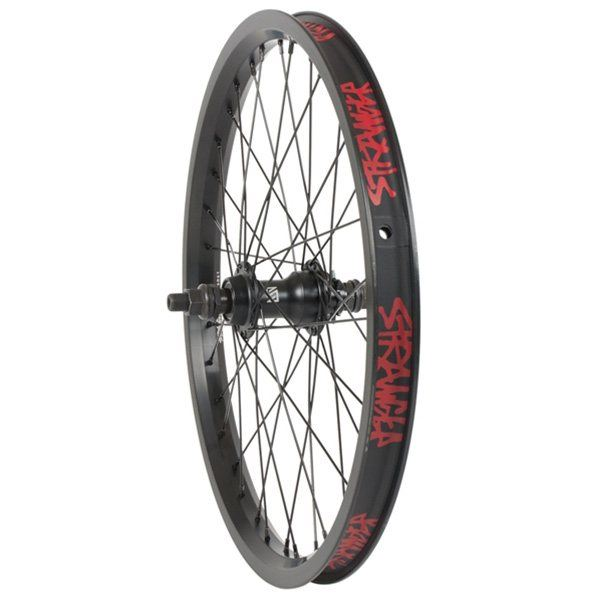 Stranger Crux Rear Cassette Wheel
