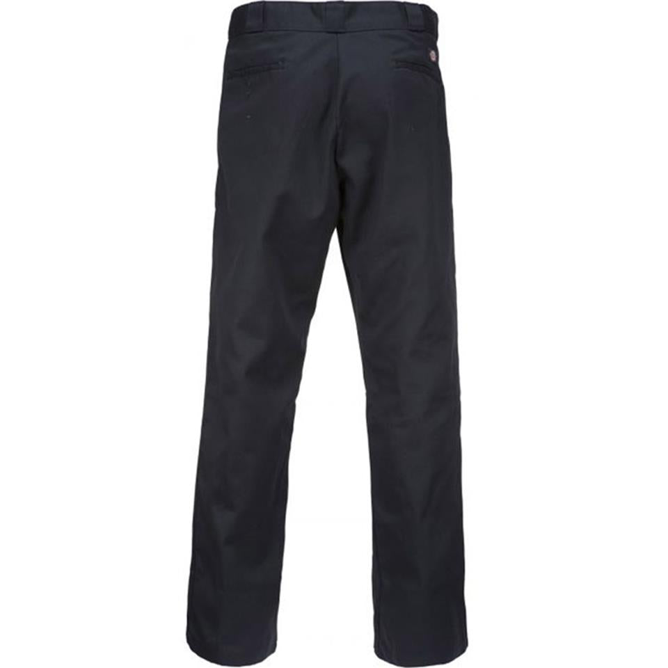 Dickies Original Fit Straight Leg Work Pant - Black