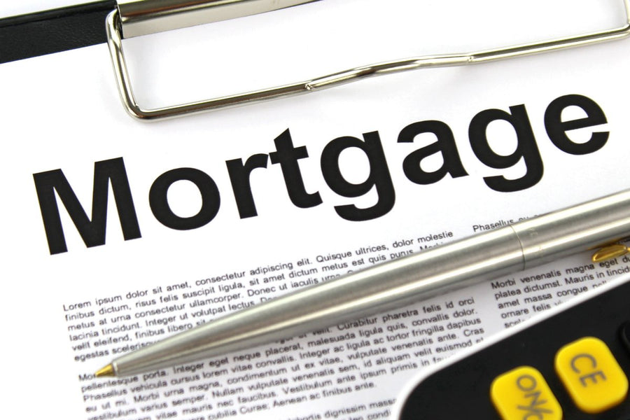 Different types of mortgage