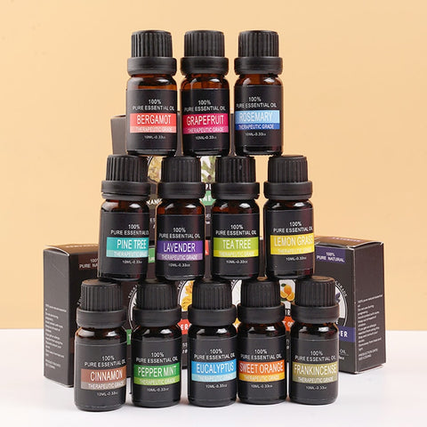 Pure Plant Natural Aromatherapy Diffusers Essential Oil