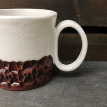 Load image into Gallery viewer, Wabi Sabi Mug - White