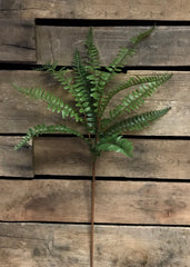 "ITEM 11224 - 26"" FRESH TOUCH FERN SPRAY"