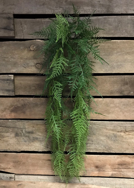 "ITEM 11229 - 33"" ASPARAGUS HANGING VINE BUSH"
