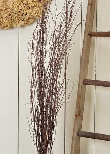 ITEM 239 - 3 - 4 FOOT SEEDED BIRCH BRANCHES