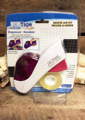 ITEM C 30777 - EZ TAPE DISPENSER W/EXTRA TAPE