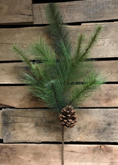 "ITEM 81139 -  30"" PINE MIXED / CONE SPRAY"