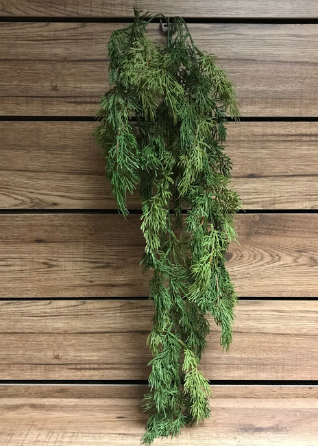 "ITEM 81256 - 36"" FRESH TOUCH CEDAR HANGING BUSH"