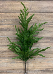 "ITEM 81391 - 29"" REAL TOUCH FIR BRANCH"