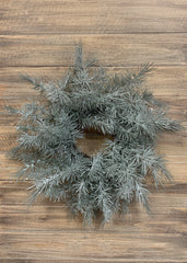 "ITEM 81438 - 21"" HIMALAYAN FROSTED PINE WREATH"