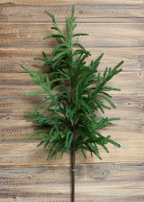 "ITEM 81499 - 40"" FRESH TOUCH FIR BRANCH"