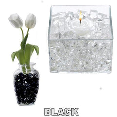 ITEM 4060 BK - BLACK CLASSIC CUBES-14GM WATER STORING