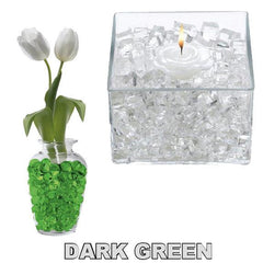 ITEM 4060 CK GR - DARK GREEN CLASSIC CUBES - 14GM WATER STORING
