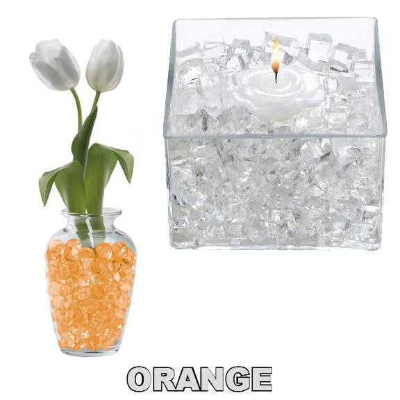 X -- ITEM 4060 O - ORANGE CLASSIC CUBES - 14GM WATER STORING