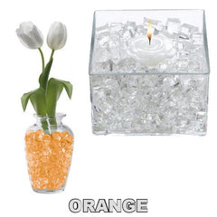 ITEM 4060 O - ORANGE CLASSIC CUBES - 14GM WATER STORING