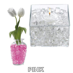 ITEM 4060 PK - PINK CLASSIC CUBES - 14GM WATER STORING