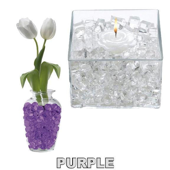 X -- ITEM 4064 PUR - PURPLE EN VOGUE CLASSIC CUBES-100GM WATER STORING