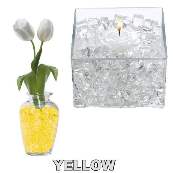 X -- ITEM 4060 Y - YELLOW EN VOGUE CLASSIC CUBES - 14GM WATER STORING