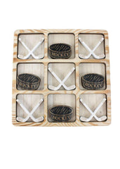 "ITEM KOP 24733 - 9""X9"" HOCKEY TIC TAC TOE SET"