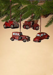 "ITEM G2534260 - 3.5""L RESIN VEHICLE ORNAMENT"