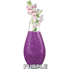 ITEM 4061 PUR - PURPLE CLASSIC CRYSTALS-14GM WATER STORING