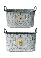 "ITEM KOP 13657 - 11.75""X15.5"" BEE CONTAINERS"