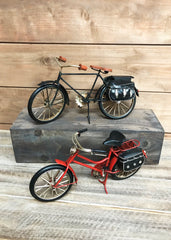 "ITEM KOP 21675 - 11.75""X6.25"" METAL BICYCLE DECOR"