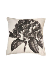 ITEM KOP 27092 - 17.5in HYDRANGEA FLORAL PILLOW
