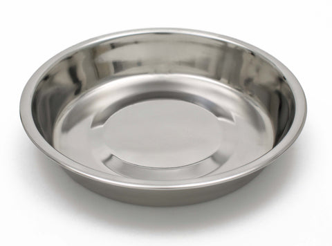 QT Dog Stainless Steel Puppy Pan