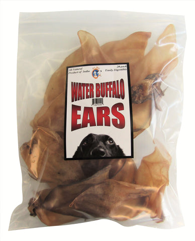 Steer Jerky Water Buffalo Ears