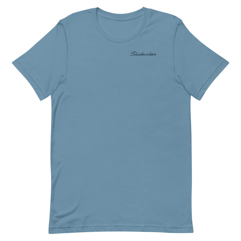 Shadowshore tee in blue