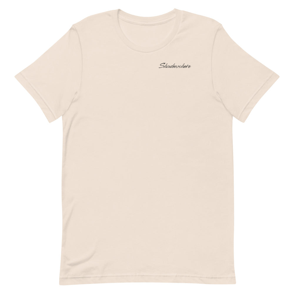 Shadowshore tee in cream
