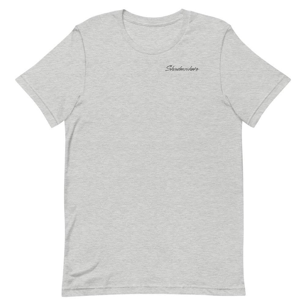 Shadowshore tee in gray