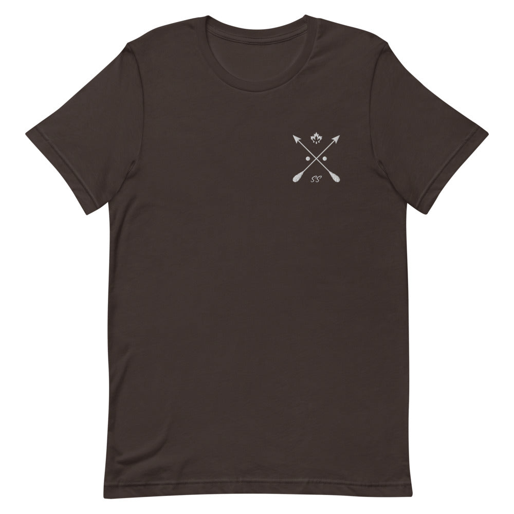 Shadowshore classic brown tee