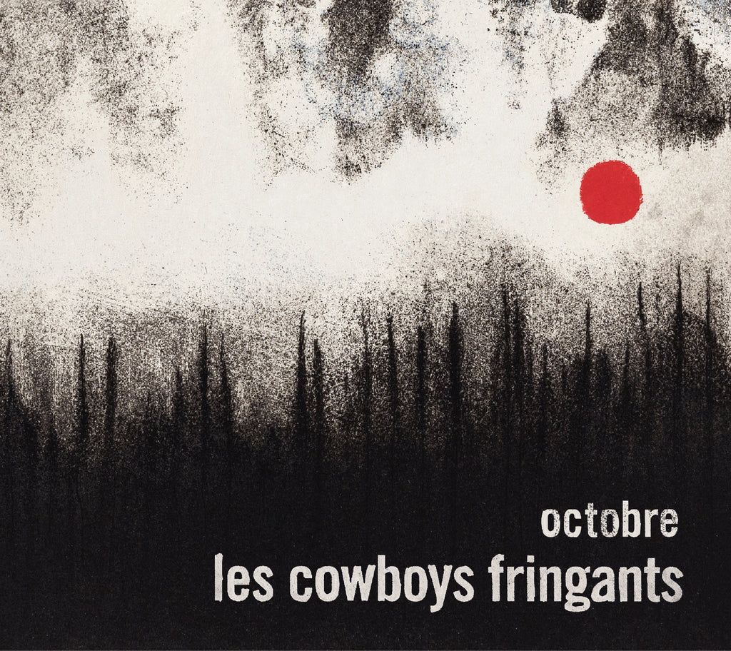 Octobre - CD