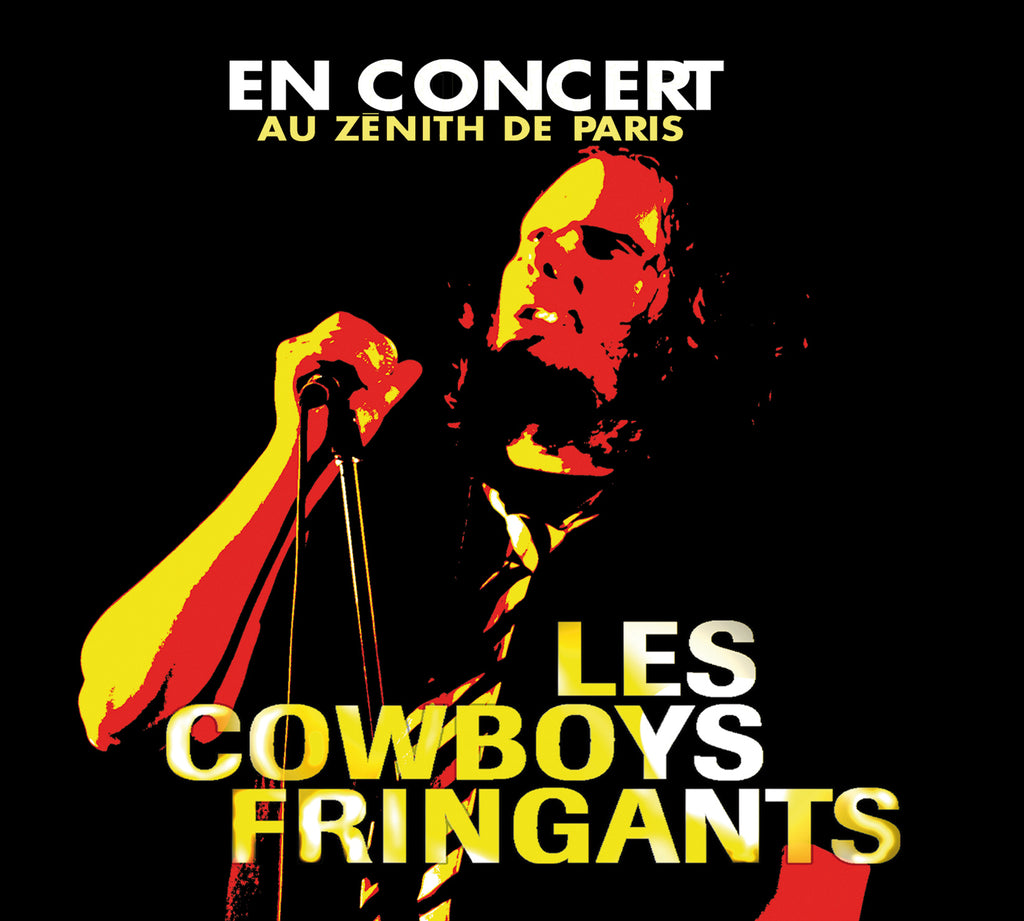 En concert au Zénith de Paris - CD
