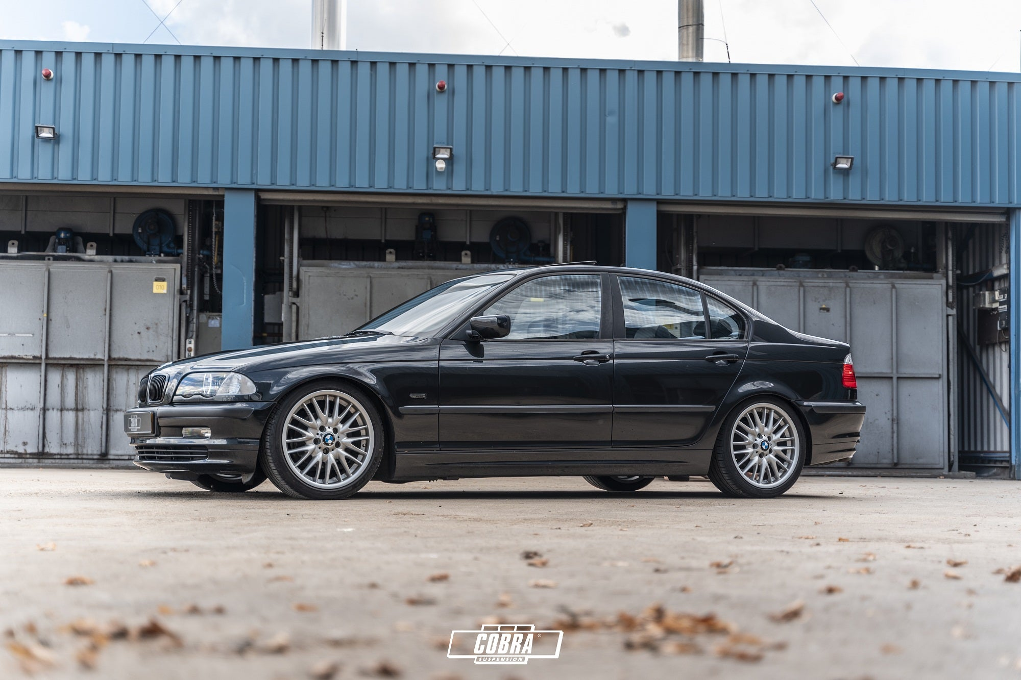 BMW 3-Series Cabrio, 2WD, E46, 50/40 - Lowering Springs (SPECIAL ORDER)