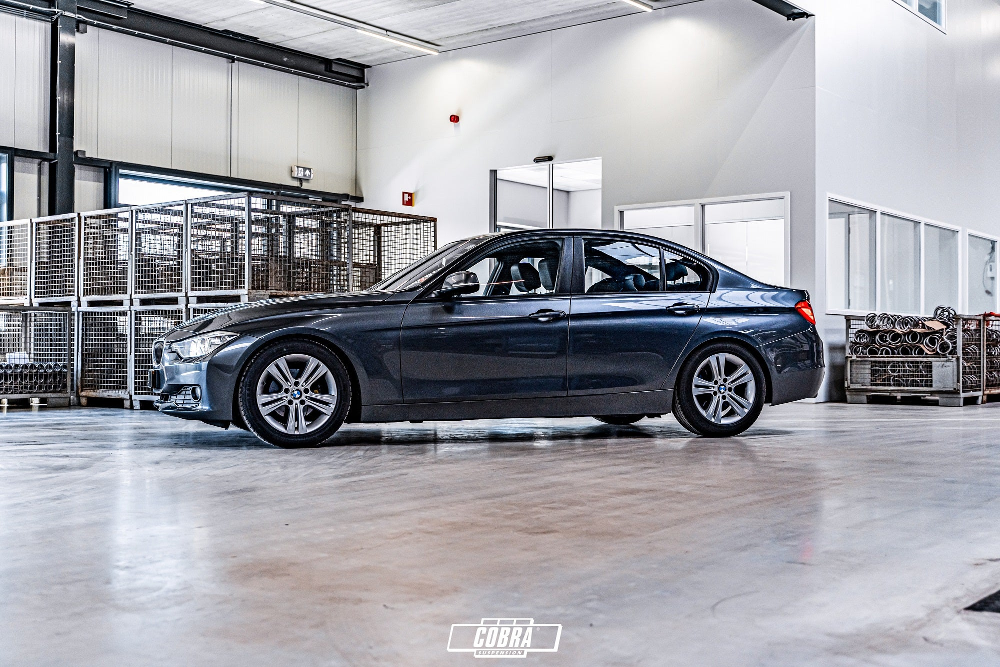 BMW 3-Series, F30, 30/30 - Lowering Springs