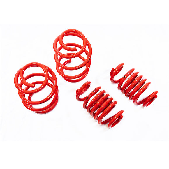 BMW X5 SUV, 4.4 / 4.6-i / Si +3.0D (XDRIVE), E53, AIR SUSPENSION - 30mm F Lowering Springs