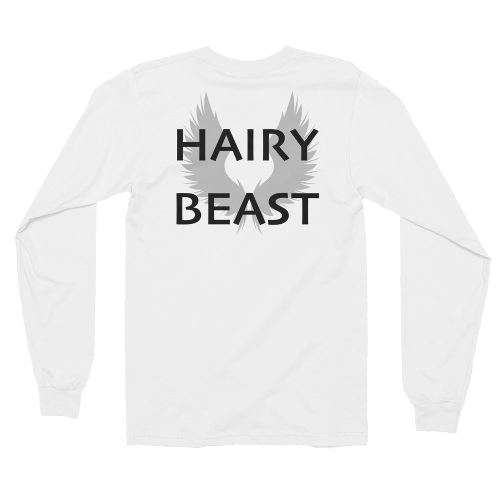 Hairy Beast Long sleeve T