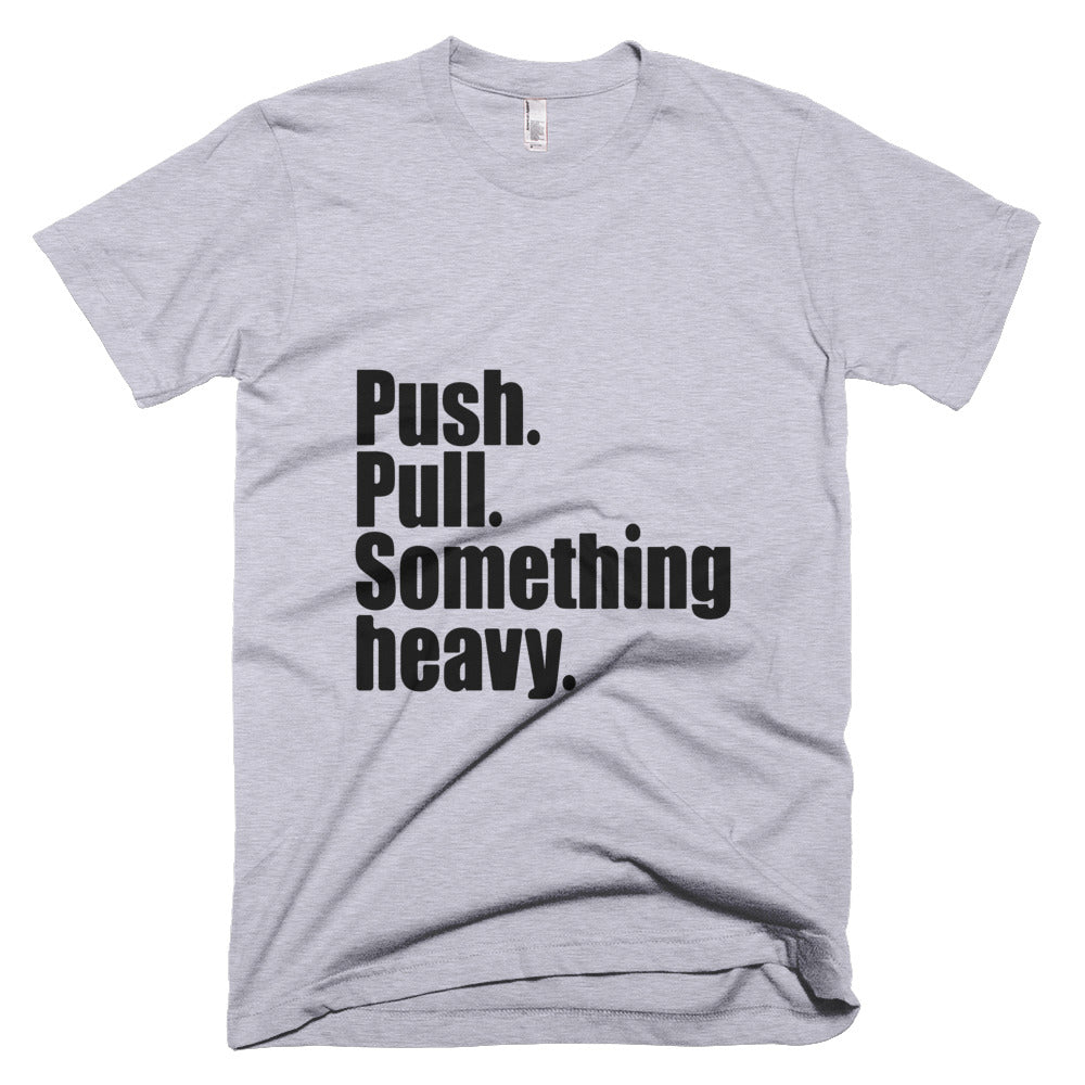 Push Pull Something T