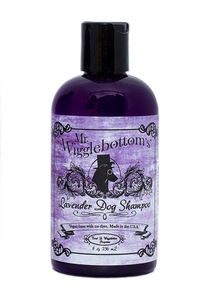image of dog shampoo