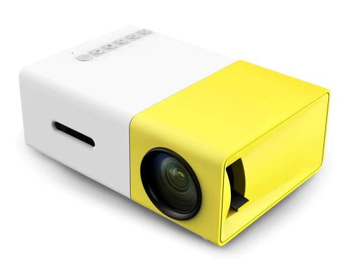 Powerful Portable Mini Projector
