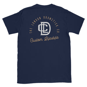 LDC - Vintage Chest & Back Patch Tee