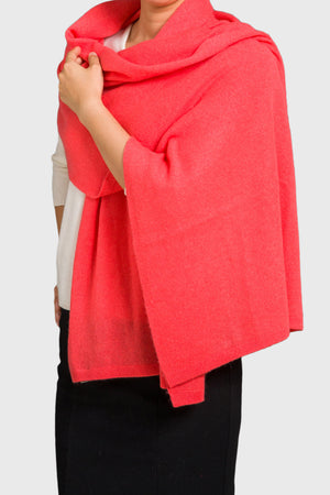 Open image in slideshow, Trish Gregory Cashmere Wrap