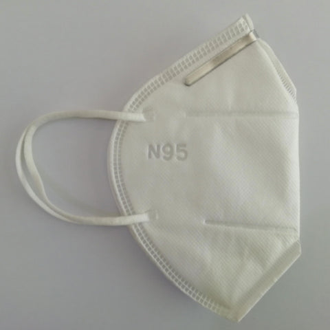 N95 Respirator Mask (Bulk Orders of 1000+ units)