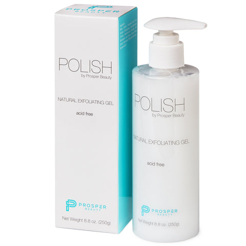 POLISH by Prosper Beauty (Natural Exfoliating Gel)