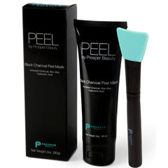PEEL by Prosper Beauty (Black Charcoal Peel Mask)