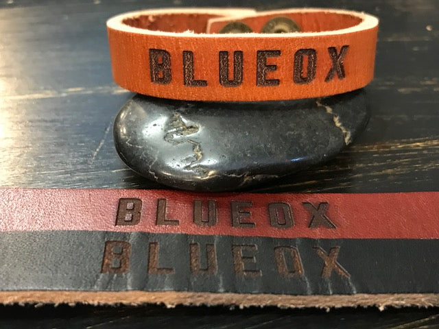 blue ox cuff thin
