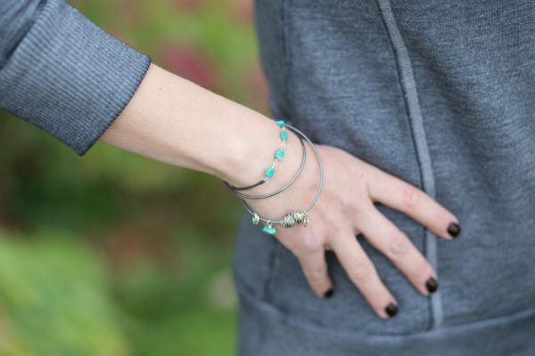 layer up- turquoise